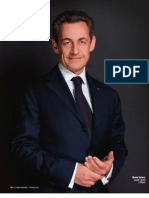 Interview Exclusive Nicolas Sarkozy