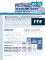 Nevada's Groundwater Pipeline