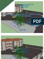 Propuesta para la Construccion de un Palacio Municipal, Anaco Estado Anzoategui
