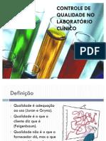 Controle de Qualidade No Lab Oratorio Clinico (1)
