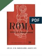 Davies - El rito romano destruido
