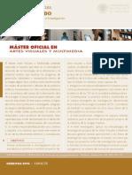 Artes Visuales Multimedia Master 2007 / 2008