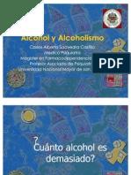 Alcohol y Alcoholismo2010