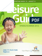 2012 Spring Leisure Guide