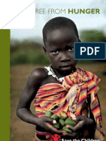 A Life Free From Hunger - Tackling Child Malnutrition