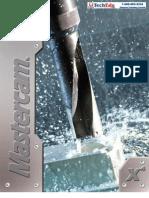 MasterCAM - X5 - Mill Level 1 Training - Tutorial #7