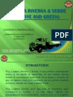 Logistica Inversa y Verde