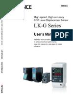 LK-G32 User Manual