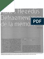 parachute119_Agnes Hegedüs Defragmentation of Memory
