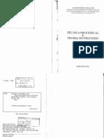 Aroldo Plínio Gonçalves - Técnica Processual e Teoria do Processo(1992)