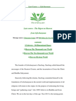 Last Course - The Digest on Heaven From Lifechanyuan