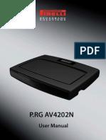 RGAV4202N User Manual