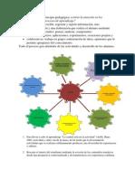 A qué se refiere el principio pedagógico centrar la atención en los estudiantes y en sus procesos de aprendizaje