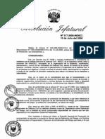 Manual Básico para la Estimación del Riesgo Aprobado con Resolución Jefatural Nº 317 - Normas y Procedimientos para la Programación y Ejecución de la Estimación de Riesgo