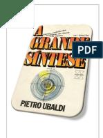 02- A Grande Síntese - Pietro Ubaldi (Volume Revisado e Formatado em PDF para impressão e encadernação em folha A4)