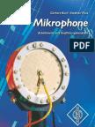 Mikrophone Arbeitsweise und Ausführungsbeispiele