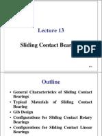13_Slidingcontactbearings