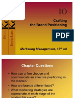 Brand Positioning by Kotler (2)