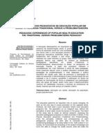 modelo de revisão de artigo