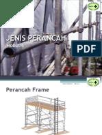 5. JENIS PERANCAH