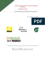 Sales Promotion Project by Milind Gandhi
