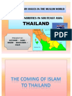 CIMW_Minorities Muslim in Thailand