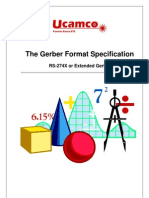 RS-274X Extended Gerber Format Specification 201012