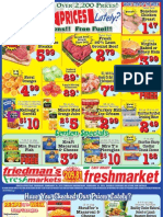 Friedman's Freshmarkets - Weekly Ad - February 16 - 22, 2012