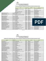 2012-1-SiSU-Candidatos Chamados Na Segunda Chamada