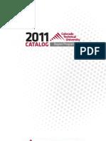 2011 CTU Course Catalog