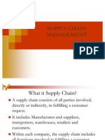 Supply Chain Management_II MFT