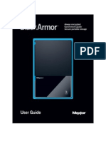 Black Armor User Guide