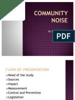Community Noise