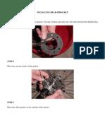 Motor Installation Stroke