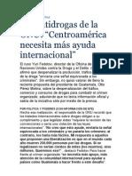política exterior de guate