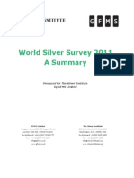 World Silver Survey 2011 Summary 72011