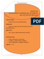 Manual de Replicacion En SQL Server 2005