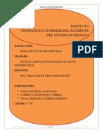 Manual de Replicacion En SQL Server 2005