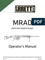 MRAD Manual