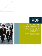 Se Broschure How Women Differ From Men as Leaders