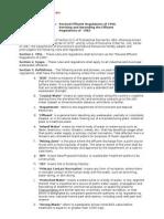 DENR Administrative Order