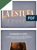 Francisco Vazquez-Invento ''Estufa''