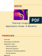 Thermoview - Thermal Imaging Application Areas & Benefits