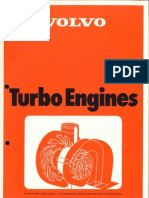 Volvo Turbo Engines 1971