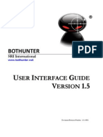 BH User Interface Guide