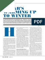 Qatar's warming up to winter