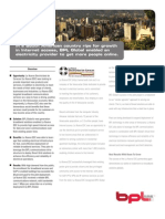 BPL Global_Caracas Case Study