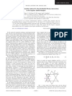 O. Cépas et al- Quantum phase transition induced by Dzyaloshinskii-Moriya interactions in the kagome antiferromagnet