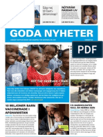Goda Nyheter 2011