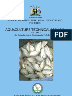 Manual Uganda Catfish